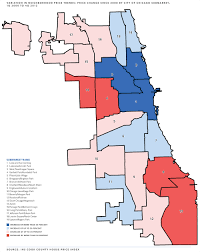 Neighborhoods In Chicago Map how chicago neighborhoods have changed since 2000 chicago