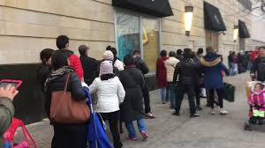 woodbury commons black friday black friday shopping at queens mall new york city youtube