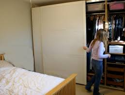 Bedroom Wall Organizer Fetching Ikea Closets White Roselawnlutheran