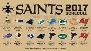 best 25 new orleans saints schedule ideas on pinterest saints