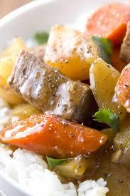 grandma u0027s chinese ginger beef stew recipe jessica gavin