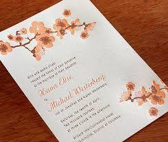 Asian Wedding Invitation South Asian Wedding Invitations For Spring Letterpress Wedding