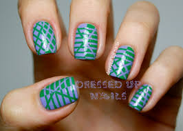 nail arts with tape nail art designs