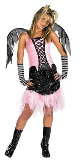 Halloween Costumes Boys Age 11 Kids Tween Dark Graveyard Fairy Costume Costumes