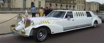 location limousine mariage location limousine excalibur pour mariage et ile de