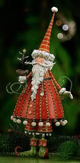 patience brewster krinkle dash away dashing santa claus