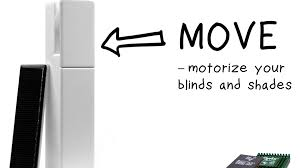 move u2013motorize blinds and shades by teptron u2014 kickstarter