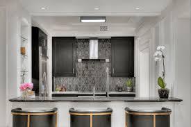 cuisine americaine appartement cuisine ouverte appartement ides de cuisine moderne avec lot bar ou