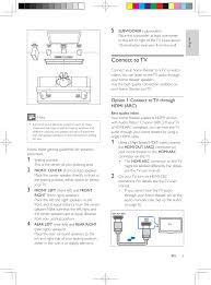 connect tv audio to home theater connect to tv philips 5 1 home theater htb3524 3d blu ray wifi