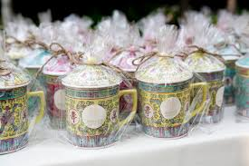 tea bag wedding favors wedding favors tea cups bridalpulse