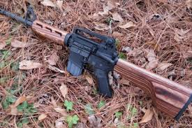 the top ar 15 wood furniture