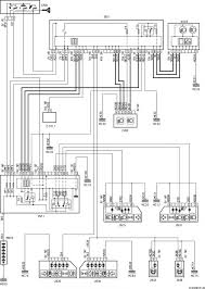 citroen bsi wiring diagram citroen wiring diagrams instruction