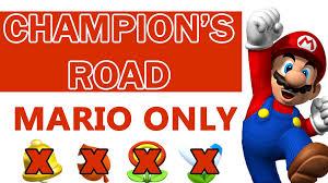 ups hours thanksgiving super mario 3d world champion u0027s road mario only no power ups