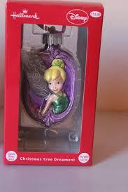 hallmark disney tinkerbell lighted blown glass ornament hallmark