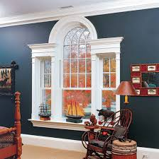 home design palladian window with wall mounted shelves also base