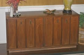 Hall Credenza Matching Solid Wood Credenza U2013 Harmon Estate Sale