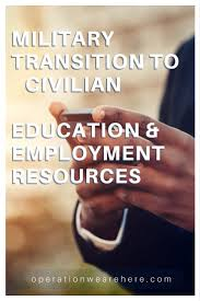 military transition ets resources