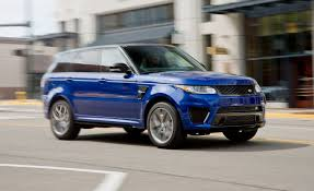 modified range rover 2015 land rover range rover sport svr test u2013 review u2013 car and driver