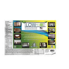 amazon com esp low e ssr reflective foam core insulation kit