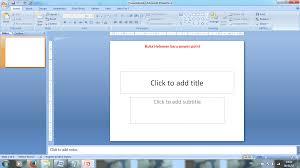 cara membuat power point kelas dunia belajar dasar office fungsi dan cara membuat hyperlink di powerpoint