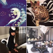 Khloe Kardashian Kitchen by Kardashian Home Styling Tips Popsugar Home Australia