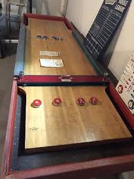 barrington 9 solid wood shuffleboard table shuffleboard shuffleboard table 9