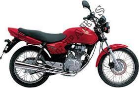 cg125es4 jc30a honda motorcycle cg 125 125 2004 europe honda