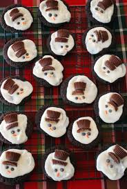 21 snowman themed desserts cute sweets with snowmen u2014delish com