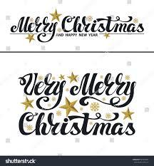 christmas banner set merry christmas vector stock vector 525405601