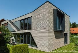 Graue Wand Und Stein Modernes Wohnhaus Mit Grauer Fassade Aus Holz U2022 Dura Patina