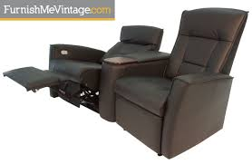 Home Theater Sofa by Ulstein Cinema A Home Theater Sofa