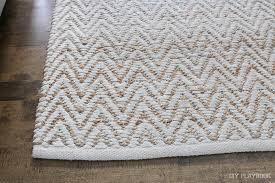 Herringbone Jute Rug An Honest Review Of All Of The Rugs Throughout Our Homes