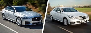 lexus es 350 vs mercedes e350 jaguar xf vs mercedes e class executive clash carwow