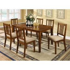 Mission Style  Piece Dining Set ZLPC Condor LTPK AFW - Mission dining room table