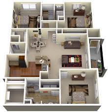 my house plan my new home s 3d floor plan 3 homes 3d