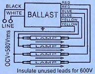 fluorescent ballasts electrical 101