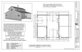 plan g339a 52 x 38 u2013 barn plan free house plan reviews