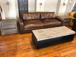 restoration hardware maxwell leather sofa restoration hardware maxwell leather sofa 8 classic cocoa brompton