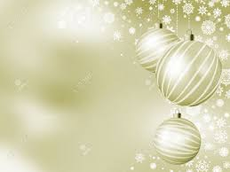 elegant christmas card with balls royalty free cliparts vectors