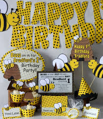 Bumble Bee Party Decorations Shop Decoration Ideas Birthday