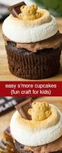 s u0027more cupcakes easy edible craft recipe for kids