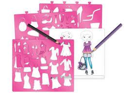 fashion angels sketch portfolio printables drawing pinterest