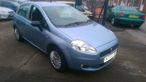 second hand fiat grande punto 1 2 active 5dr for sale in