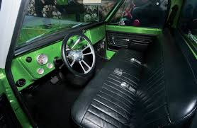 Chevrolet C10 Interior 1972 Chevrolet C10 Crzn Lo