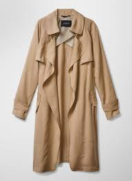lawson trench coat aritzia