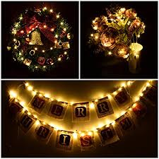 how many feet of christmas lights for 7 foot tree led starry string lights led fairy lights 7 pack battery operated 7