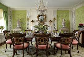 Chinoiserie  Feng Shui  Dining Room Auspicious Feng Shui - Dining room feng shui