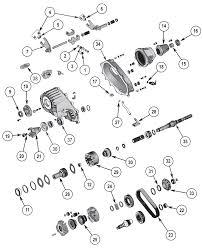 2002 jeep liberty parts process np242 transfer parts 1987 2002 jeep
