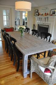 kitchen beautiful dining room table with bench seat farm table