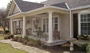 9 delightful adding porch to ranch house building plans online